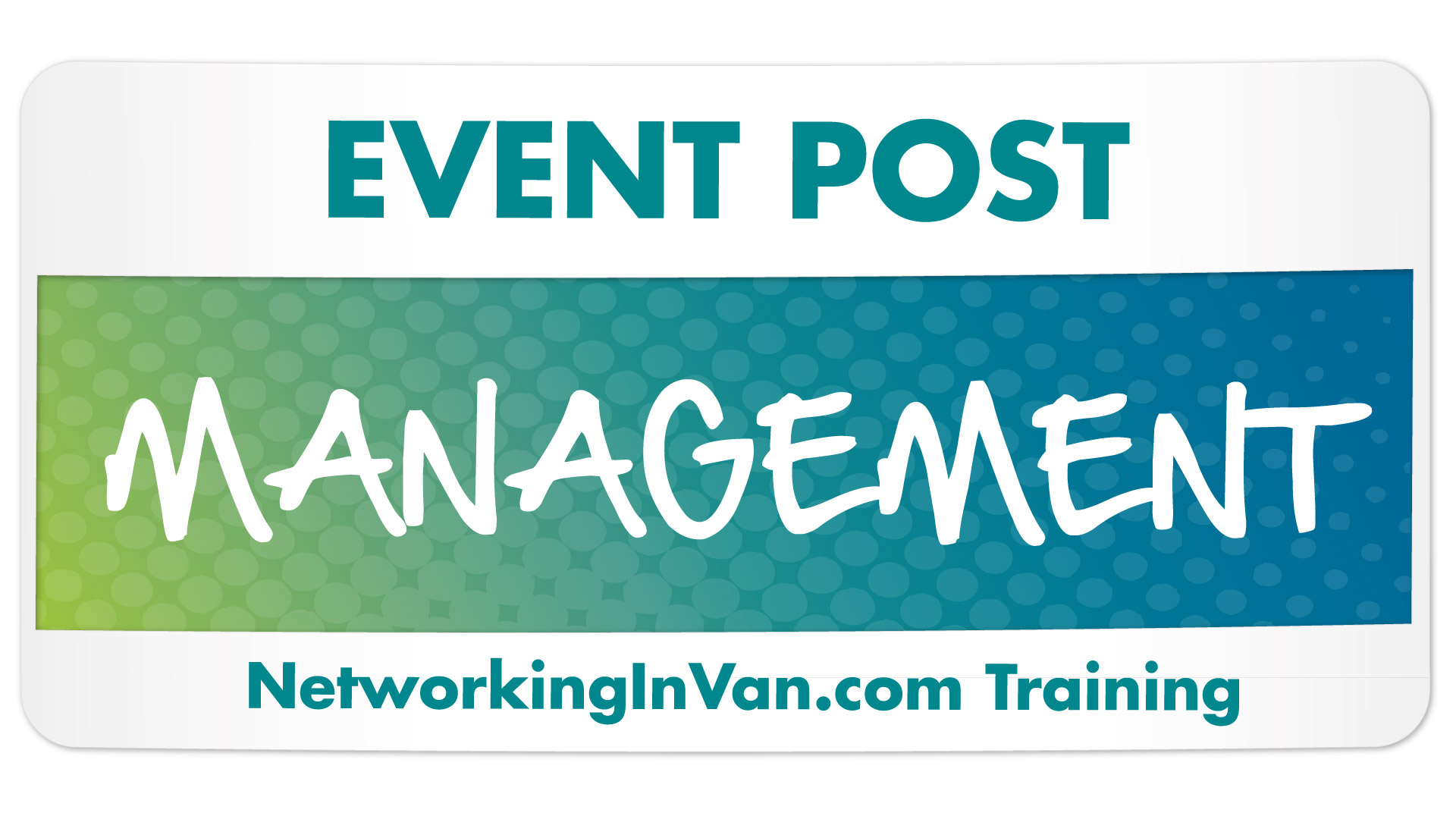 Managing Event Submissions