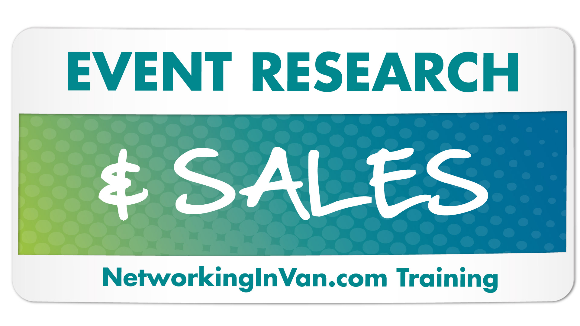 Event Research and Sales Outreach
