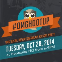 OMGHootUp - Twitter and FB Badge