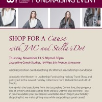 WIL Shop For A Cause