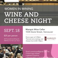 WIM - Wine and Cheese Sept 18th, 2014