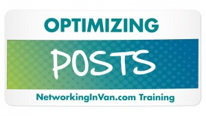 Optimizing Posts